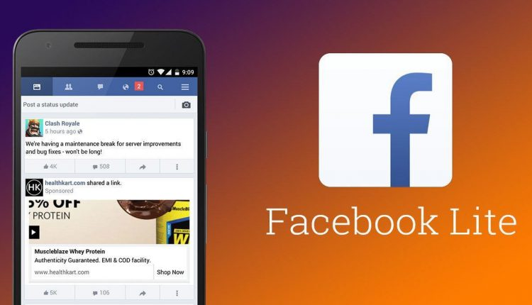 Ventajas facebook lite lima peru
