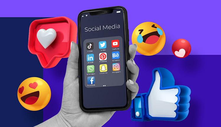 Tendencia Redes Sociales Covid 2021